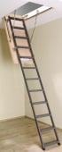 Folding metal ladder of LWM