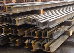 R 43 Rails, GOST 7173-54, starogodnie wear, party