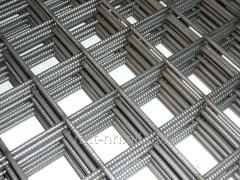 Welded grid (reinforcing, constructional,