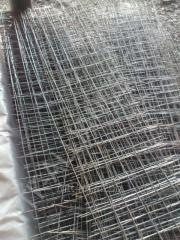 Сетка кладочная 400x400 раскрой 1.5х0.5 (лист)