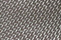Mřížka popruhy 3.2 x 3.2 pozinkované dle GOST 3826-82, 3sp5 ocel, 10, 20
