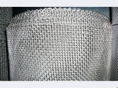 Сетка тканая нержавеющая 45x45 сталь 12Х18Н10Т