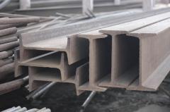 Тавр алюминиевый 100x100x24x21 ГОСТ 13622-91, марка АД31Т, АД31