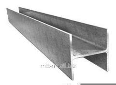Тавр алюминиевый 100x130x25x10 ГОСТ 13622-91, марка АМг2, АМг3, АМг5, АМг6