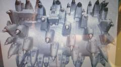 Mill spare parts