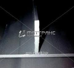 Тавр стальной 40x40x2.5 ГОСТ 7511-73, сталь 3сп, 09Г2С, гнутый