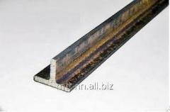 Тавр стальной 40x40x3 ГОСТ 7511-73, сталь 3сп, 09Г2С, горячекатаный