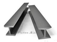 Тавр стальной 40x40x5 ГОСТ 7511-73, сталь 3сп, 09Г2С, горячекатаный