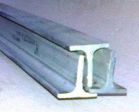 Тавр стальной 45x28x4 ГОСТ 7511-73, сталь 3сп, 09Г2С, горячекатаный