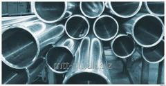 El tubo de aluminio 42x3 holodnodeformirovannaya,