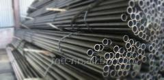 Seamless tube 10 x 0.4 according to GOST 8734-75,