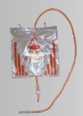Mochepriemnik (el saco para la recogida de la