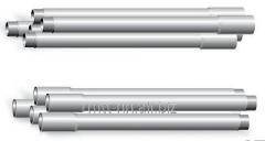 Труба бурильная 101.6x8.38 класс G, ГОСТ Р 54383-2011, с наружной высадкой концов