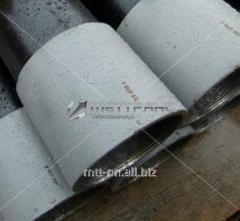 Труба бурильная 88.9x9.35 класс D, ГОСТ Р 54383-2011, с внутренней высадкой концов