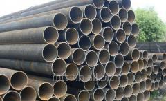 Труба газлифтная 102x15  сталь 09Г2С, 10Г2А, ТУ 14-159-1128-2008, ТУ 14-3-1128-2000