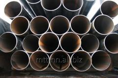 Pipe gazliftnaja 102 x 4.5 steel 10, 20, TU