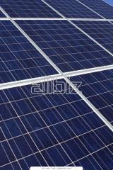 Австрийские солнечные батареи