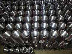 Труба крекинговая 57x5 сталь 15Х5, 15Х5М, ГОСТ