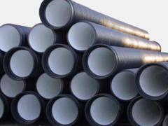 Трубы полиэтиленовые канализационные,
