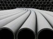 Pipes are polyethylene pressure head, Pressure