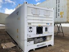 Reefer container Almaty (refrigerated warehouse)