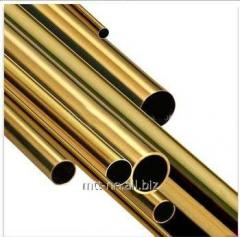 Pipes made of brass