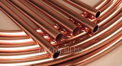 Copper tube 10 x 0.15 to GOST 11383-75, ...