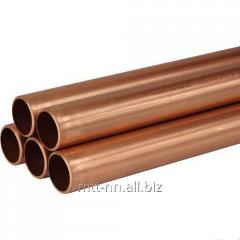 Copper tube 10 x 0.25 to GOST 11383-75, mark M1,