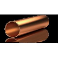 Труба медная 4.8x0.4 по ГОСТу 11383-75, марка М2,
