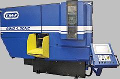 Machines lentochnopilny automatic AWD series. (AWD 4.2 CNC)