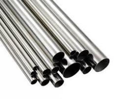 Труба нержавеющая 4x0.3 бесшовная, особотонкостенная, сталь 06ХН28МДТ, 03ХН28МДТ, по ГОСТу 10498-82, матовая