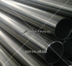 Труба нержавеющая 4x0.3 бесшовная, особотонкостенная, сталь 06ХН28МДТ, 03ХН28МДТ, по ГОСТу 10498-82, шлифованная, полированная, зеркальная