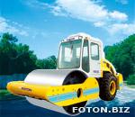 Дорожные вибрационные катки Фотон производства КНР