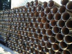 Pipe casing 114 x 10.2 type of Castle OTTG, TU