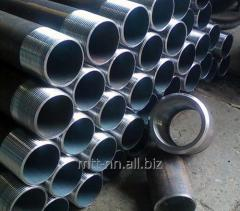 Pipe casing 114 x 10.2 type of Castle OTTG, TU