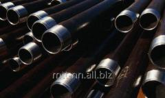 Pipe casing 114 x 10.2 type of Castle OTTM, TU