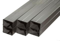 Profile pipes 10x10x 0.8 square, galvanized,
