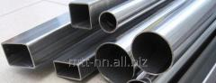 Profile pipes 10x10x1 square, GOST 8639-82, steel