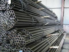 Труба стальная бесшовная 5x1.5 по ГОСТу 8734-75, 8733-87, холоднодеформированная, сталь 3сп, 10, 20