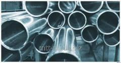 Steel pipe seamless 7 x 0.3 to GOST 8734-75,
