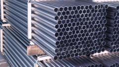 El tubo electrosoldado 10.2x1 pryamoshovnaya, por