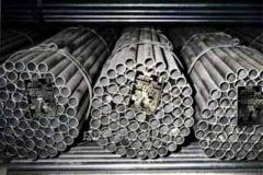 Longitudinal welded pipe 10.2 x 1 spiral,