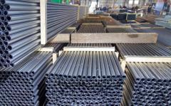 Tubes, steel, longitudinal welded