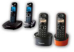 Телефоны DECT фирмы Panasonic