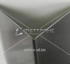 Уголки металлические