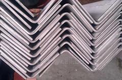 Nerezové oceli úhel panel 100 x 100 x 5