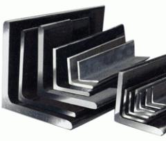 Уголок стальной 35x35x5 равнополочный, сталь 09Г2С-14, 10ХСНД, 15ХСНД, С345, ГОСТ 8509-93