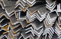 Уголок стальной 40x40x2.5 равнополочный, сталь 09Г2С-14, 10ХСНД, 15ХСНД, С345, ГОСТ 19771-93