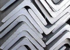 Уголок стальной 40x40x2.5 равнополочный, сталь 3пс, 3сп, 3сп5, 3пс5, С255, ГОСТ 19771-93