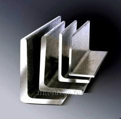 Уголок стальной 40x40x3 равнополочный, сталь 09Г2С-14, 10ХСНД, 15ХСНД, С345, ГОСТ 19771-93